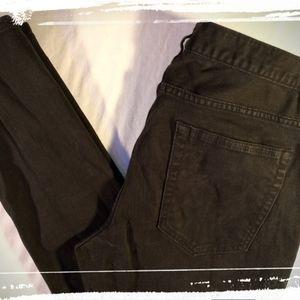H&M Black Skinny Fit Size 33